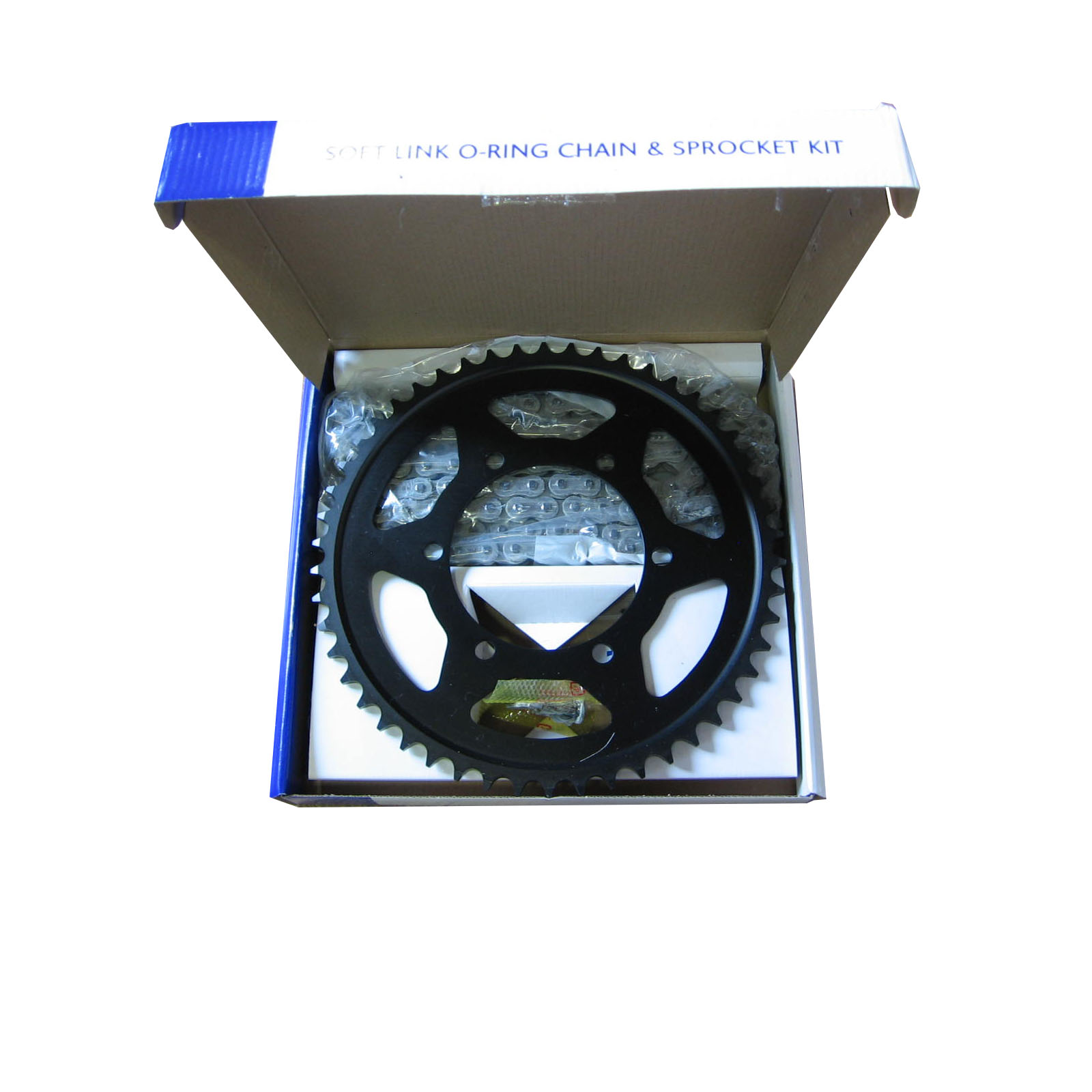 Kettensatz Bonneville/T100 17 Ritzel
