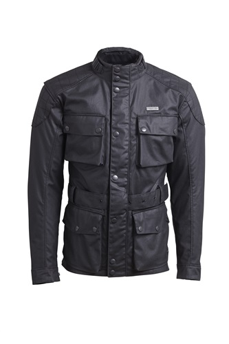 BECK Waxed Cotton Jacke