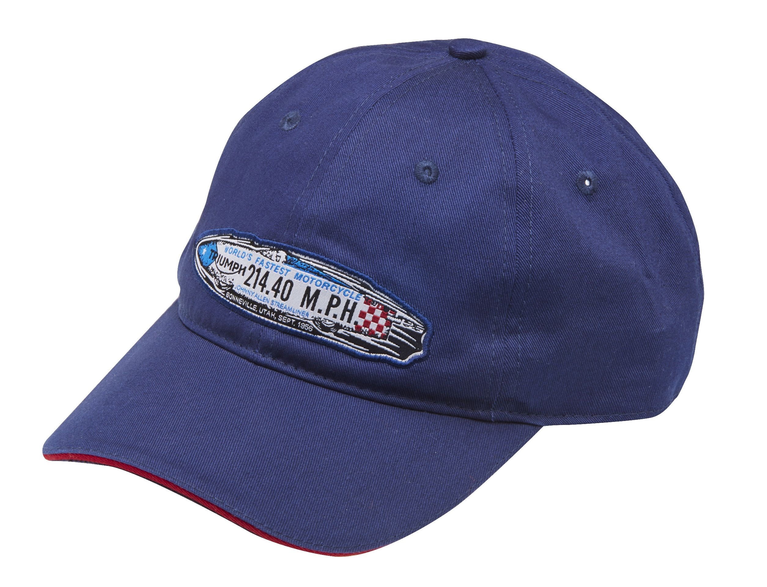 Speed Record Cap