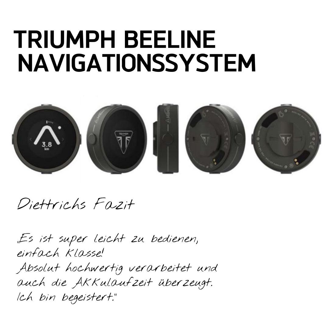 Beeline Moto Triumph Edition